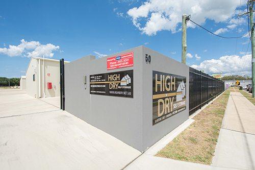 high n dry self storage