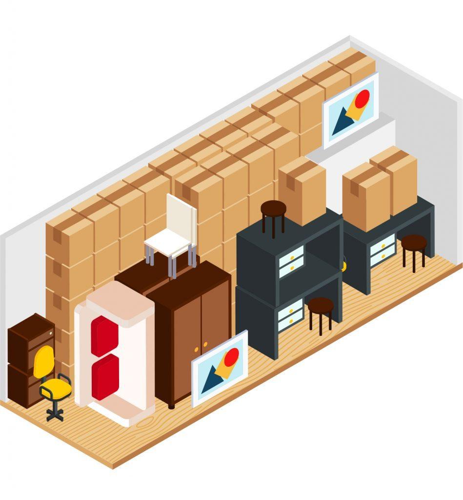9m x 3m self storage unit bundaberg